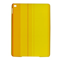 Yellow lines iPad Air 2 Hardshell Cases