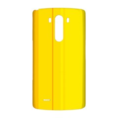 Yellow lines LG G3 Back Case