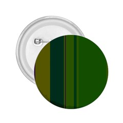 Green elegant lines 2.25  Buttons
