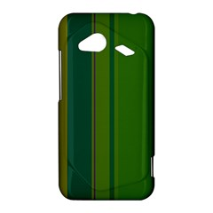 Green elegant lines HTC Droid Incredible 4G LTE Hardshell Case