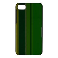 Green elegant lines BlackBerry Z10