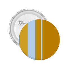 Yellow elegant lines 2.25  Buttons