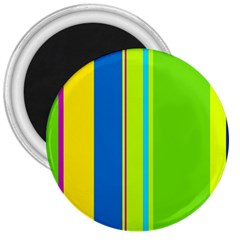 Colorful lines 3  Magnets