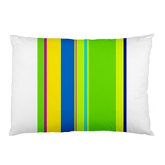Colorful lines Pillow Case (Two Sides)