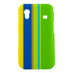 Colorful lines Samsung Galaxy Ace S5830 Hardshell Case