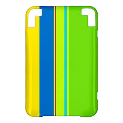 Colorful lines Kindle 3 Keyboard 3G