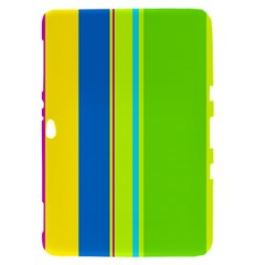 Colorful lines Samsung Galaxy Tab 8.9  P7300 Hardshell Case