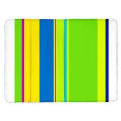 Colorful lines Kindle Fire (1st Gen) Flip Case