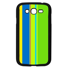 Colorful lines Samsung Galaxy Grand DUOS I9082 Case (Black)