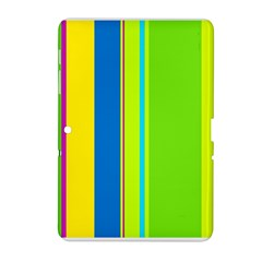 Colorful lines Samsung Galaxy Tab 2 (10.1 ) P5100 Hardshell Case