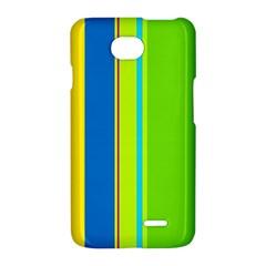 Colorful lines LG Optimus L70