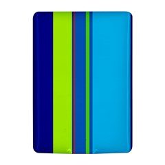 Blue and green lines Kindle 4