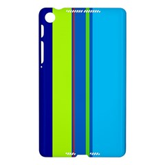 Blue and green lines Nexus 7 (2013)