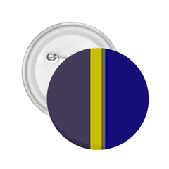 Blue and yellow lines 2.25  Buttons