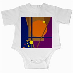 Decorative abstract design Infant Creepers