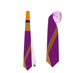 Decorative abstract design Neckties (Two Side)