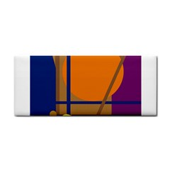 Decorative abstract design Hand Towel