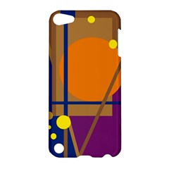 Decorative abstract design Apple iPod Touch 5 Hardshell Case