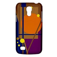 Decorative abstract design Galaxy S4 Mini