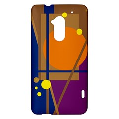 Decorative abstract design HTC One Max (T6) Hardshell Case