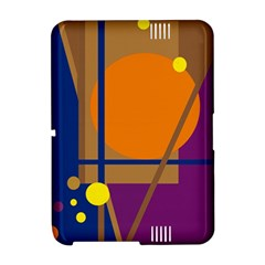 Decorative abstract design Amazon Kindle Fire (2012) Hardshell Case