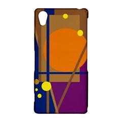 Decorative abstract design Sony Xperia Z2