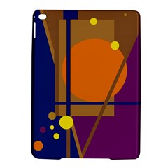 Decorative abstract design iPad Air 2 Hardshell Cases