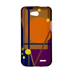 Decorative abstract design LG L90 D410