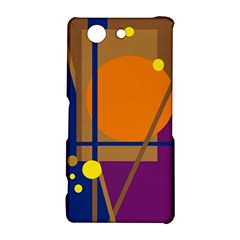Decorative abstract design Sony Xperia Z3 Compact