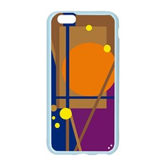 Decorative abstract design Apple Seamless iPhone 6/6S Case (Color)