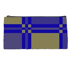 Blue design Pencil Cases