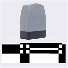 Blue design Name Stamps