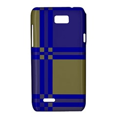 Blue design Motorola XT788