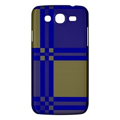 Blue design Samsung Galaxy Mega 5.8 I9152 Hardshell Case