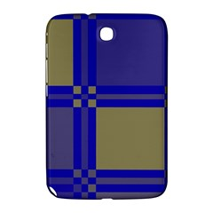 Blue design Samsung Galaxy Note 8.0 N5100 Hardshell Case