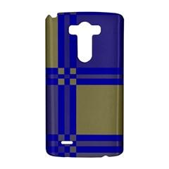 Blue design LG G3 Hardshell Case