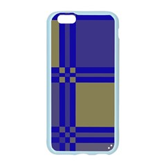 Blue design Apple Seamless iPhone 6/6S Case (Color)