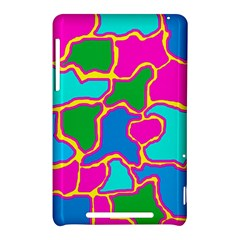 Colorful abstract design Nexus 7 (2012)