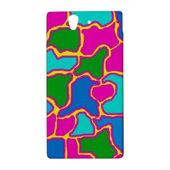 Colorful abstract design Sony Xperia Z