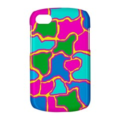 Colorful abstract design BlackBerry Q10