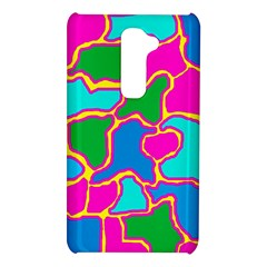 Colorful abstract design LG G2