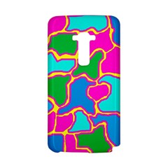 Colorful abstract design LG G Flex