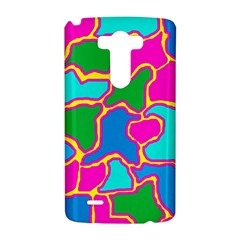 Colorful abstract design LG G3 Hardshell Case