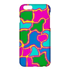 Colorful abstract design Apple iPhone 6 Plus/6S Plus Hardshell Case