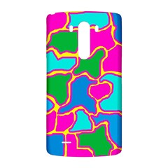 Colorful abstract design LG G3 Back Case