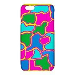 Colorful abstract design iPhone 6/6S TPU Case