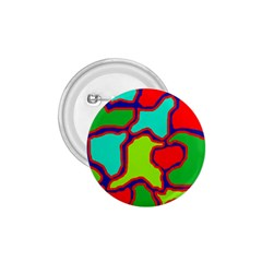Colorful abstract design 1.75  Buttons