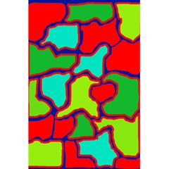 Colorful Abstract Design 5 5  X 8 5  Notebooks