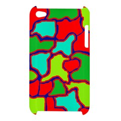 Colorful abstract design Apple iPod Touch 4