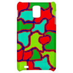 Colorful abstract design Samsung Infuse 4G Hardshell Case